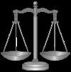 Immagine: bilancia della giustizia