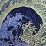 Katsushika Hokusai, Feminine Wave